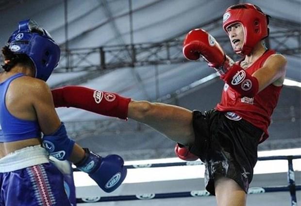 Championnats du monde : des vietnamiennes medaillees d'or en Muay-Thai hinh anh 1