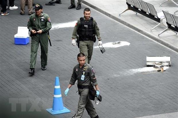 Attentats a la bombe: la Thailande recherche plus de 10 suspects hinh anh 1
