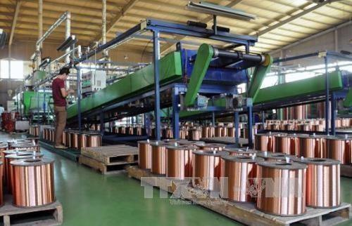 Les entreprises vietnamiennes affichent une production accrue au 3e trimestre hinh anh 1