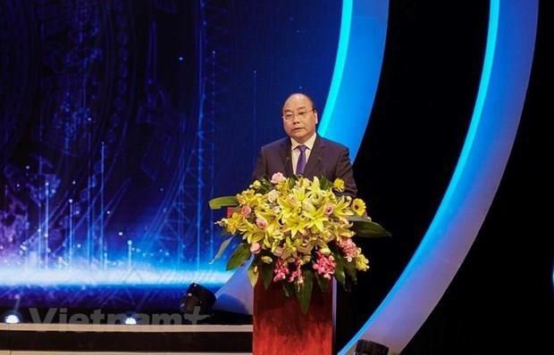 Le PM souligne le role de la presse dans la lutte contre la corruption hinh anh 1