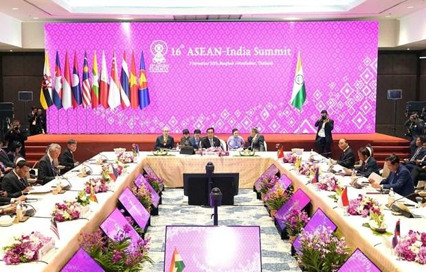 L'Inde et l'ASEAN preconisent la paix en mer Orientale hinh anh 1