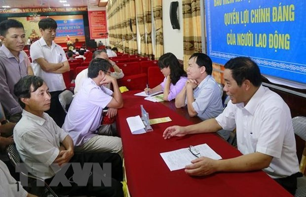 Adhesion a la Convention 98: les salaires doivent etre conformes au principe de la negociation hinh anh 1