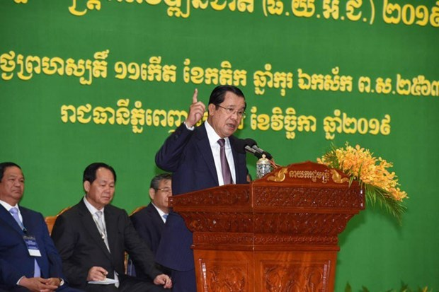 Le Cambodge lance un plan strategique de developpement national hinh anh 1