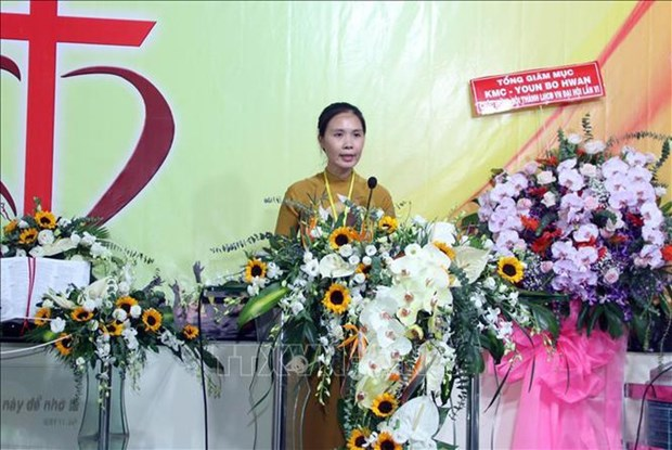 La 6e Assemblee generale de l'Eglise de la paternite chretienne du Vietnam hinh anh 1