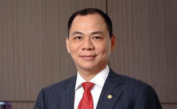 Pham Nhat Vuong parmi les 50 personnalites les plus influentes du monde hinh anh 1