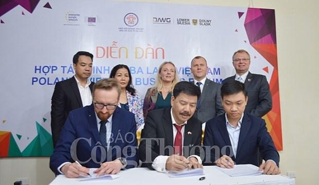 Creer un environnement favorable aux entreprises polonaises au Vietnam hinh anh 1