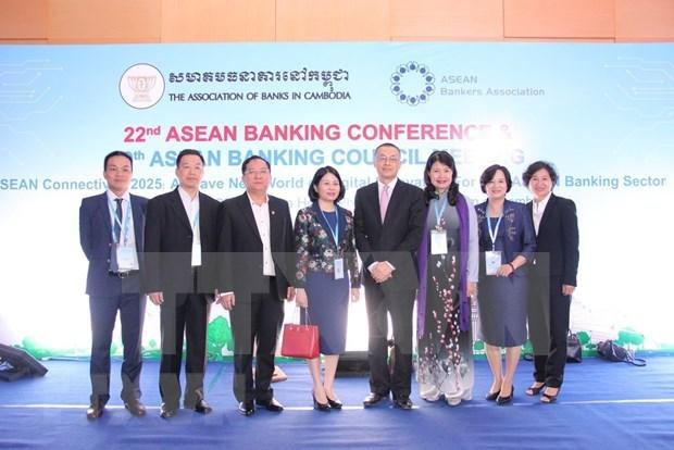 Le Vietnam participe a la 22e conference des banques de l'ASEAN hinh anh 1