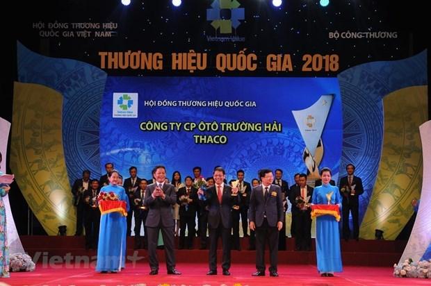 Augmenter la valeur commerciale de la marque vietnamienne hinh anh 2
