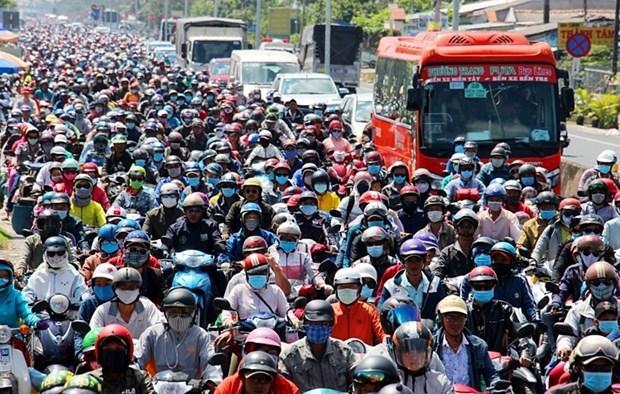 La population vietnamienne devrait atteindre 104 millions d'habitants en 2030 hinh anh 1