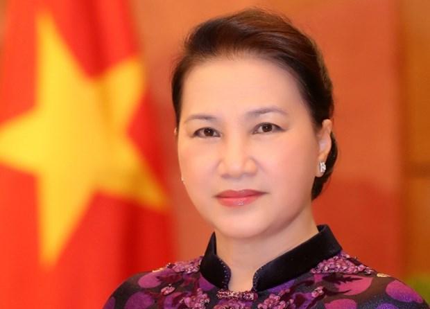 Des dirigeants bielorusses saluent la visite de la presidente de l'AN Nguyen Thi Kim Ngan hinh anh 1