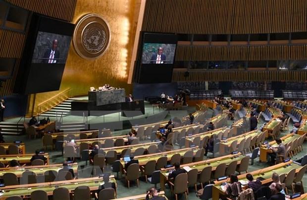 Le Vietnam exhorte tous les pays a observer les regles de l'UNCLOS de 1982 hinh anh 1