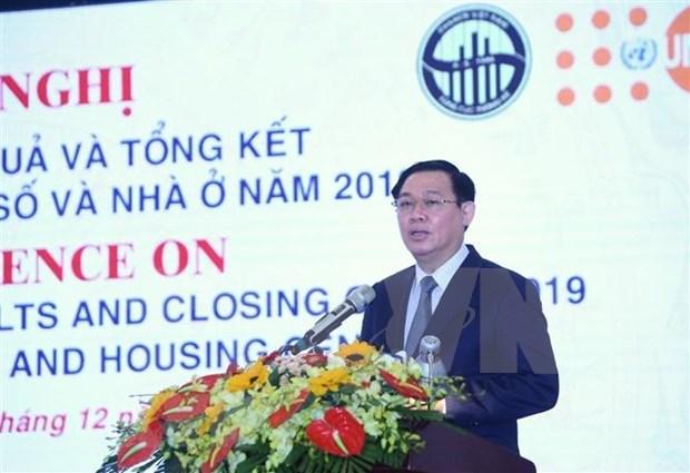 Recensement : le Vietnam compte une population de 96,2 millions de personnes hinh anh 1