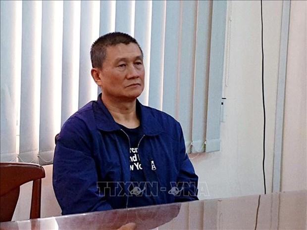 Deux trafiquants de drogue taiwanais arretes a Ho Chi Minh-Ville hinh anh 1