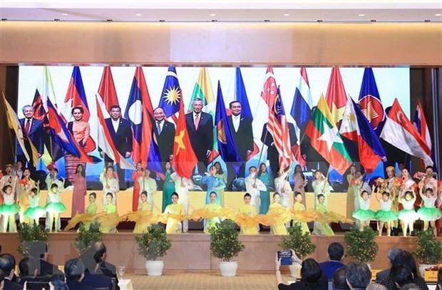 La premiere reunion du pilier de la communaute socioculturelle de l'ASEAN au Vietnam hinh anh 1