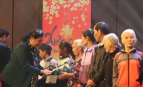 Programme ''Tet pour les pauvres'' a Ha Tinh hinh anh 1