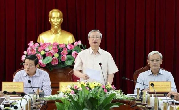 Dong Nai exhortee a renforcer le travail des cadres hinh anh 1