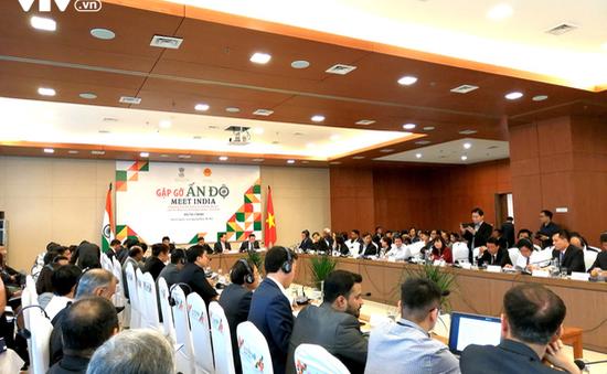 Vietnam et Inde valorisent des potentiels de cooperation pour developper hinh anh 1