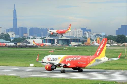 Vietjet Air suspend tous ses vols au depart et a destination de la Chine hinh anh 1