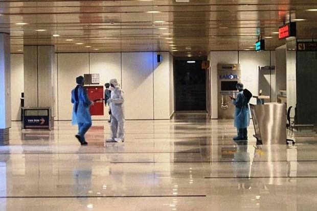 Les ressortissants vietnamiens pourront etre rapatries via l'aeroport de Van Don hinh anh 1