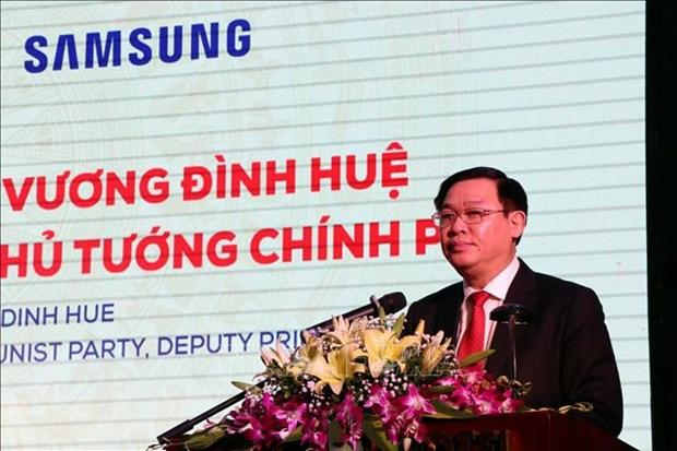 Le Vietnam s'interesse au developpement de l'industrie auxiliaire hinh anh 1