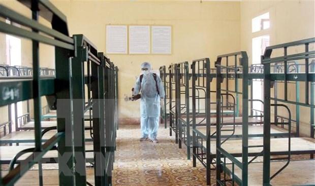 Hanoi prepare des lieux d'isolement pour les Vietnamiens revenant des zones a risque hinh anh 1