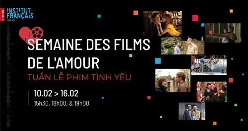 La Semaine des films d'amour a Hanoi hinh anh 1