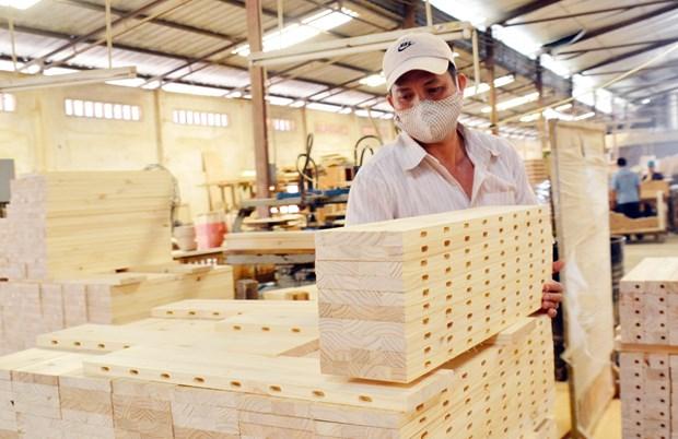 Exportations de bois: un milliard de dollars en janvier hinh anh 1