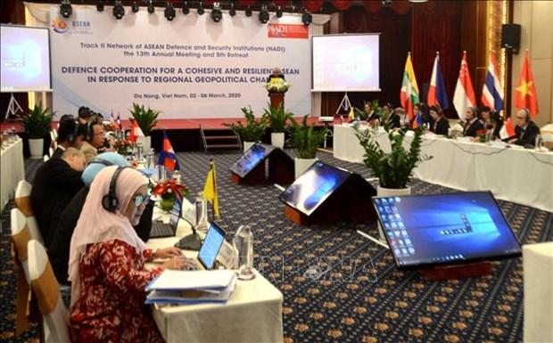 Ouverture de la conference du Reseau des Instituts de defense et de securite de l'ASEAN hinh anh 1