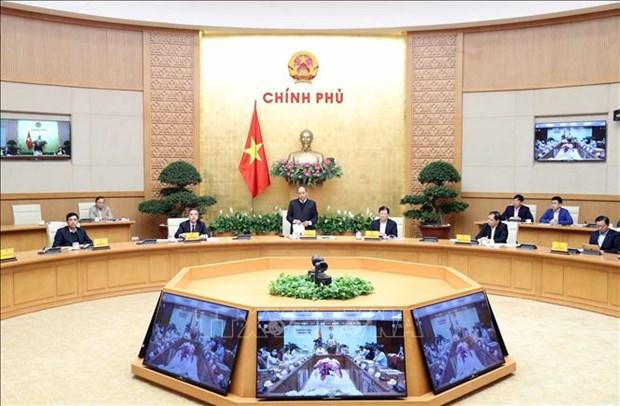 Le PM exhorte a garantir la securite alimentaire dans toutes les situations hinh anh 1