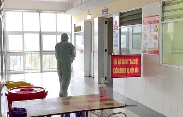 COVID -19: le ministere de la Sante annonce cinq nouveaux cas d'infection hinh anh 1