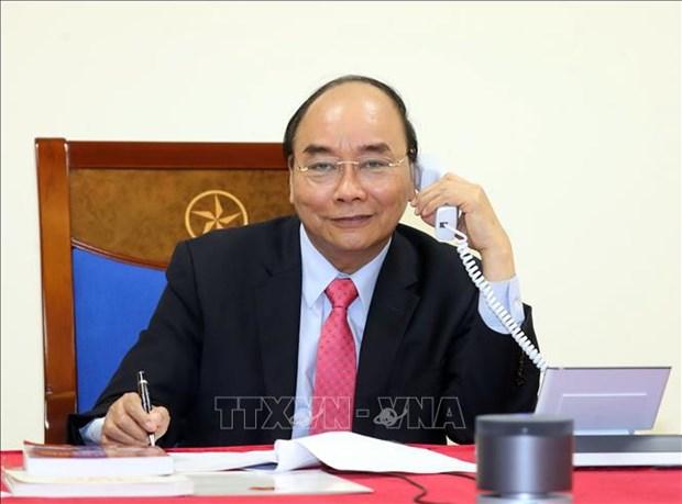 COVID-19: le Vietnam et la Republique tcheque renforcent leur cooperation hinh anh 1
