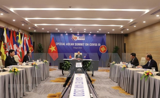 L'ASEAN affirme la determination a batir une communaute cohesive et reactive hinh anh 1