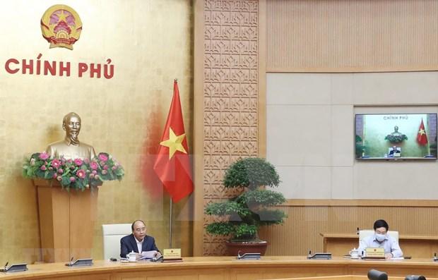 COVID-19 : les activites sociales peuvent etre assouplies, selon le PM Nguyen Xuan Phuc hinh anh 1