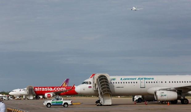 Les compagnies aeriennes reprennent progressivement leurs vols vers le Cambodge hinh anh 1