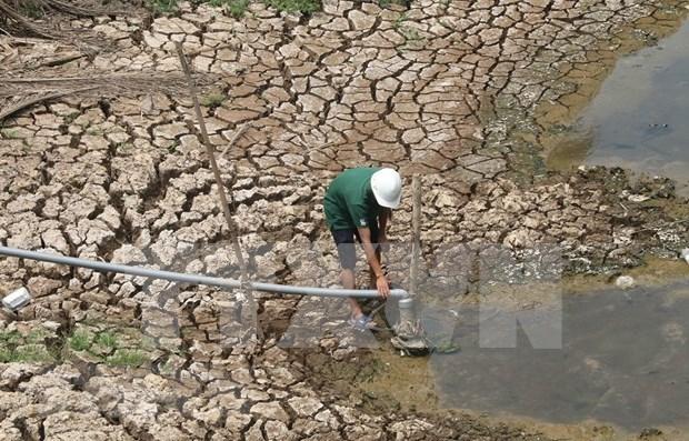 Binh Thuan annonce une situation d'urgence en raison d'une secheresse de niveau 2 hinh anh 1