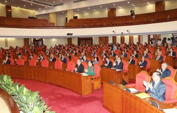 L'attention du public se concentre sur le travail du personnel du Parti hinh anh 1