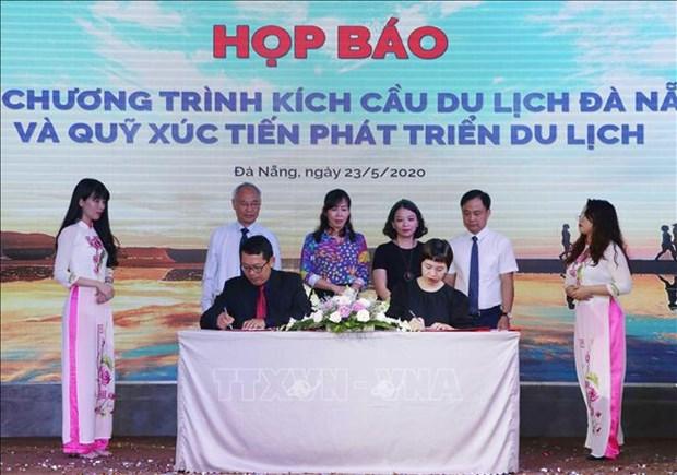 Da Nang intensifie la promotion du tourisme hinh anh 1