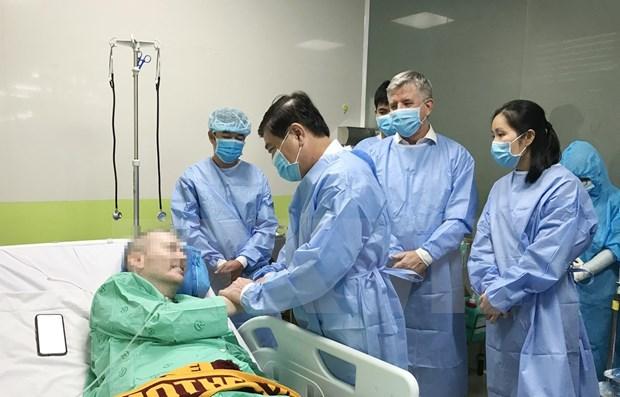 COVID-19: 63 jours sans nouveau cas local au Vietnam hinh anh 1