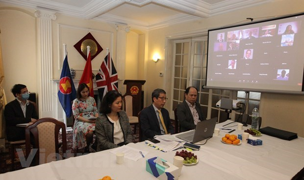 Seminaire britannique sur les opportunites d'investissement post-pandemie au Vietnam hinh anh 1