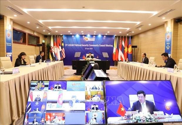 La presse malaisienne et lao souligne le 36e sommet de l'ASEAN hinh anh 1