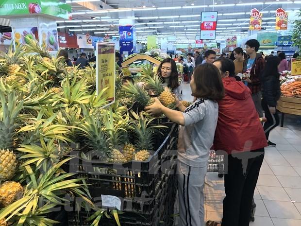 Ouvrir les marches et promouvoir des solutions pour consommer des produits agricoles hinh anh 2