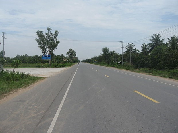 La Banque mondiale aide le Cambodge a ameliorer son reseau routier hinh anh 1