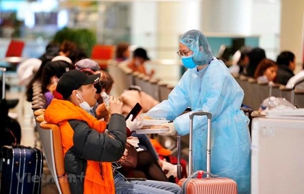 Da Nang prevoit d'operer des vols pour ramener chez eux les touristes bloques dans la ville hinh anh 1