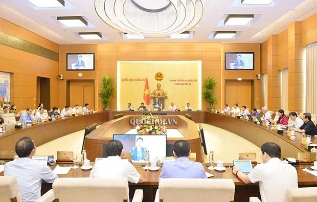 Ouverture de la 47e session du comite permanent de l'Assemblee nationale hinh anh 1