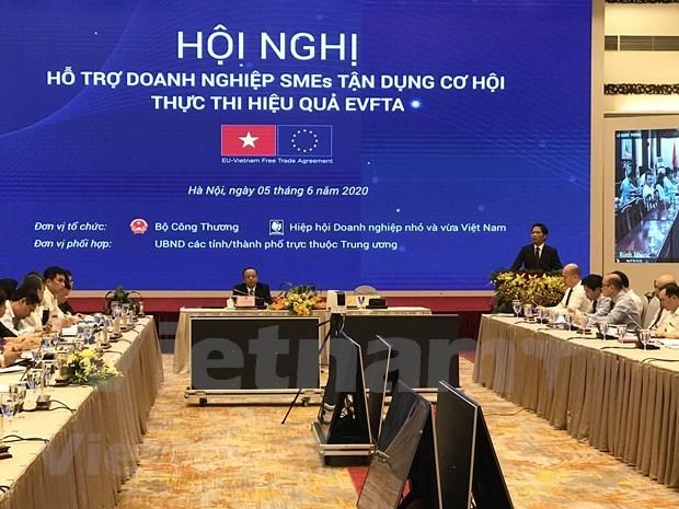 Aider les PME a mettre en œuvre efficacement l'EVFTA hinh anh 1