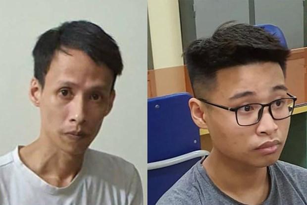 Le Vietnam arrete quatre personnes pour des crimes de fraude en ligne hinh anh 1