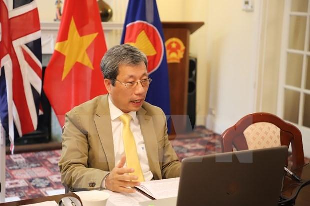 Des entreprises britanniques recherchent des opportunites de cooperation au Vietnam hinh anh 1