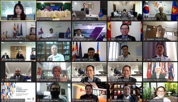 Le Vietnam organise le 11e symposium de l'ASEAN sur la connectivite hinh anh 1