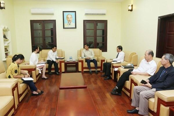 Vietnam et Philippines partagent leurs experiences dans l'organisation des SEA Games hinh anh 1
