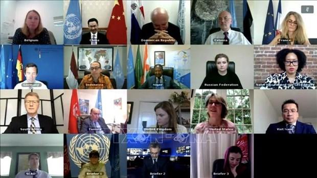 Le Vietnam soutient un processus de paix global en Afghanistan hinh anh 1